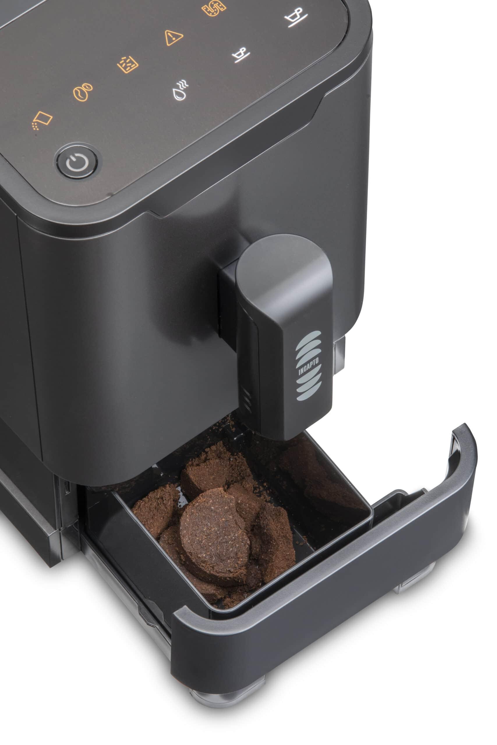 Cafetera superautomática café en grano Incapto