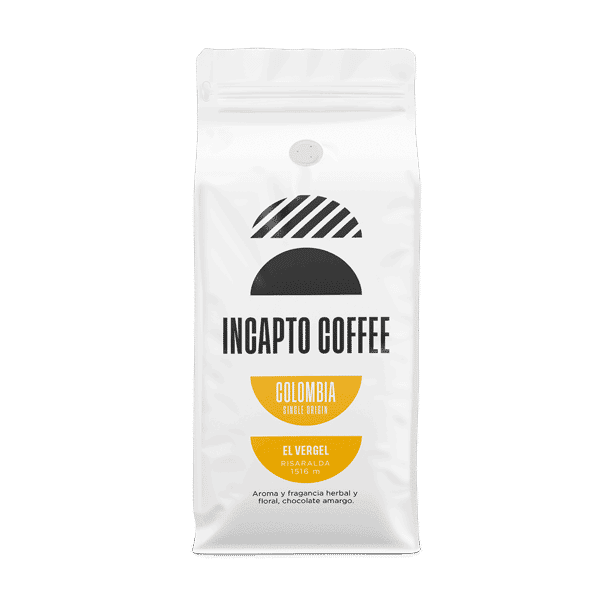 Incapto Coffee Colombia El Vergel Risaralda