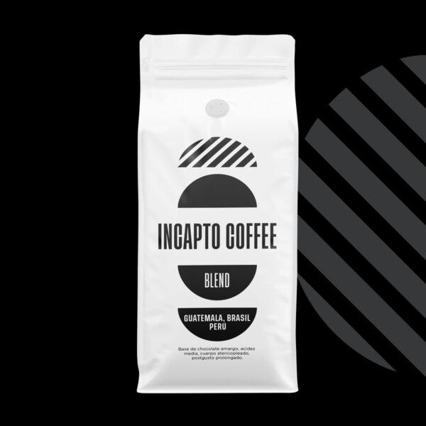 Incapto Coffee Blend Guatemala, Brasil i Perú