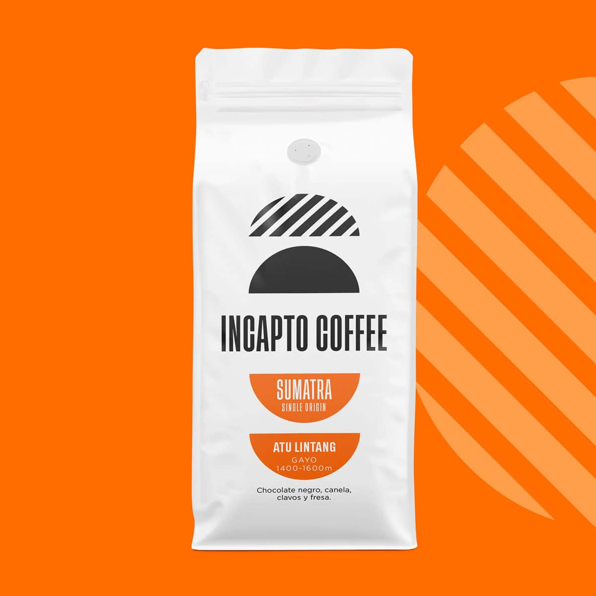 Incapto Coffee Sumatra Gayo Atu Lintang