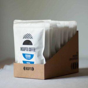 Pack Degustación café en grano Todo el mundo