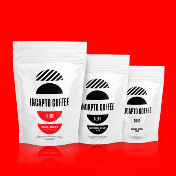 Pack Degustació Blend de cafè en gra