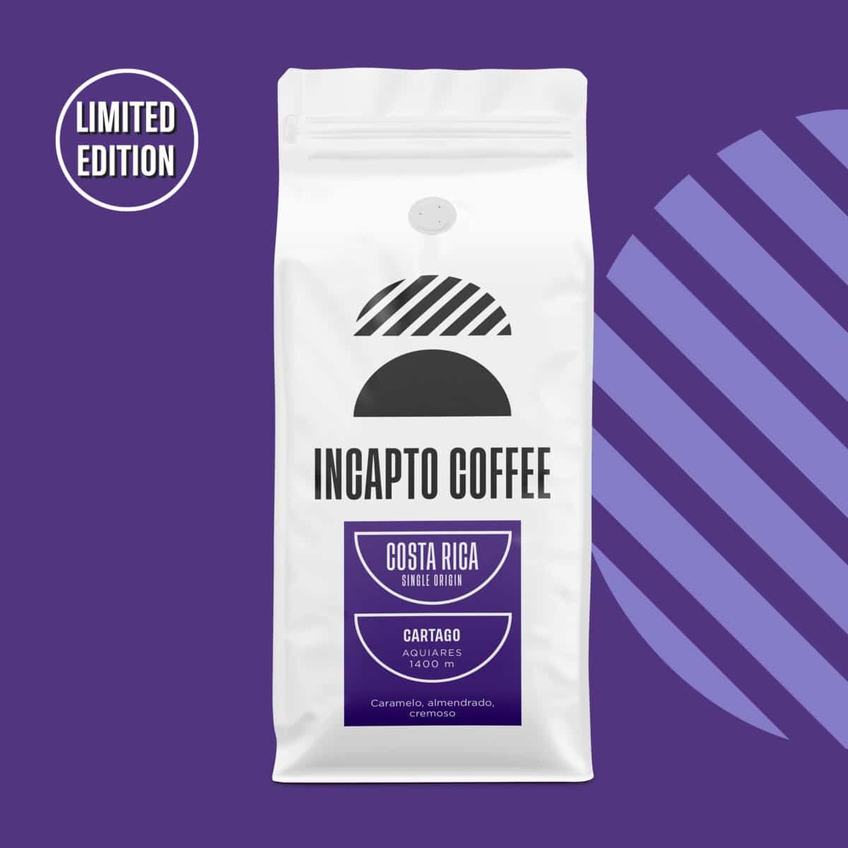 Incapto Coffee Costa Rica Cartago Aquiares