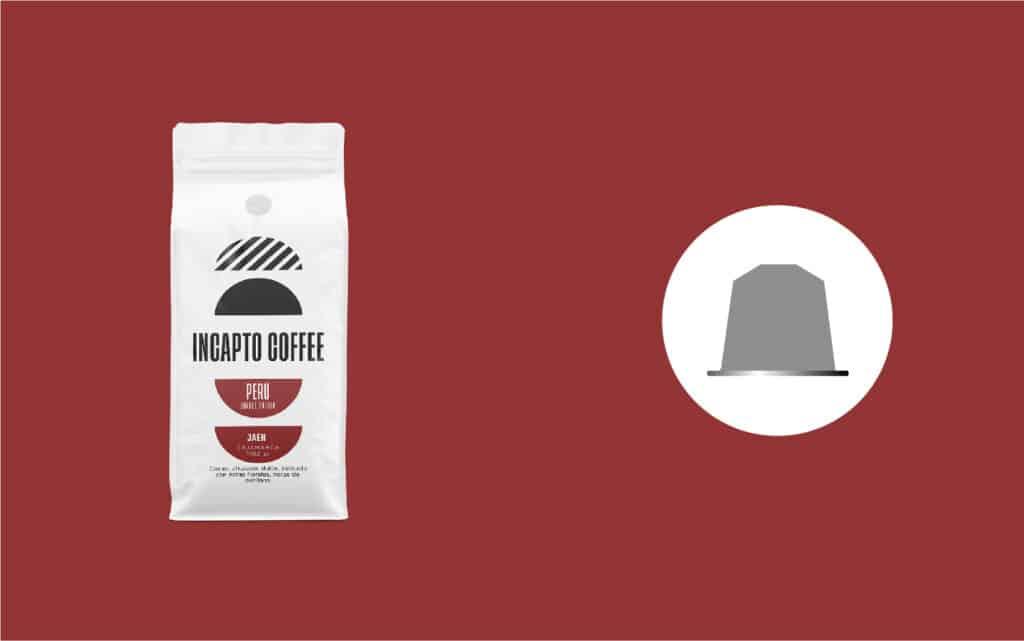 Equilavencia cápsulas café de Brasil