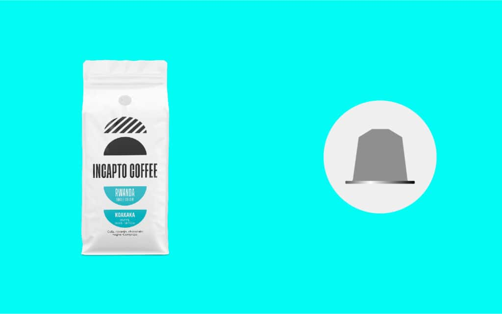 Equilavencia cápsulas café de Burundi