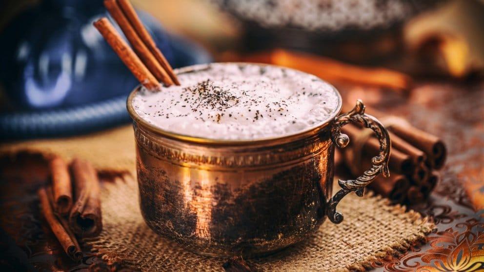 Chai latte- casero