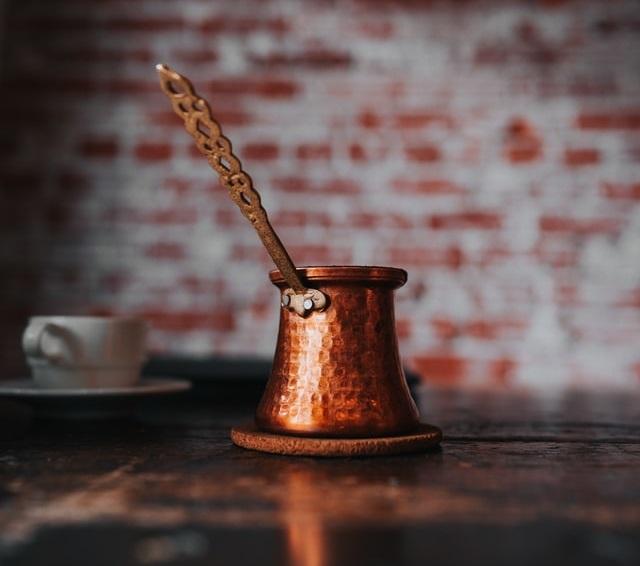 Cafetera cezve