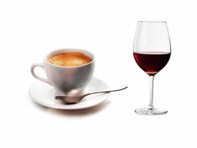 Café y vino
