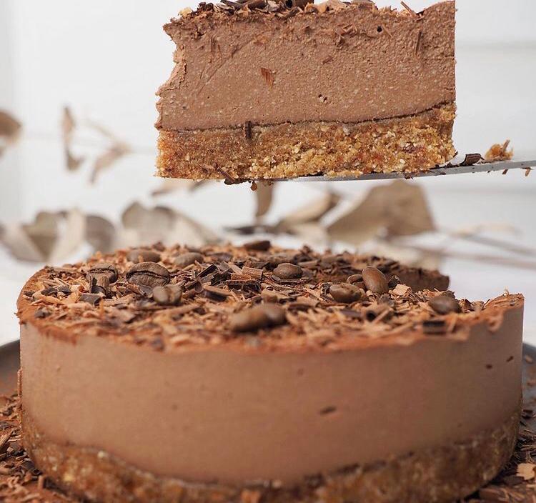 pedazo de tarta Cheesecake