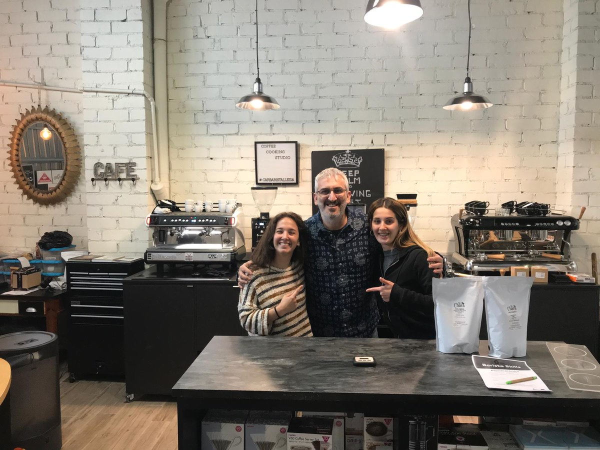 Coffee Cooking Studio